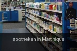 Apotheken in Martinique